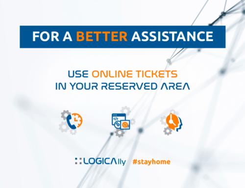 Online Ticket = Better Assistance