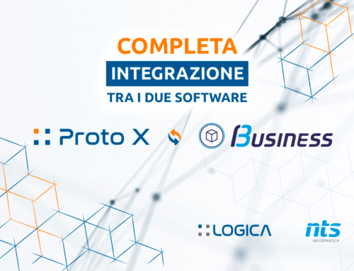 Integrazione Completa: Proto X e Business Cube