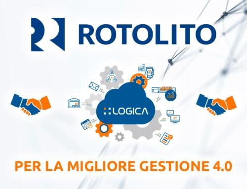 Rotolito e Logica: una partnership 4.0 duratura nel tempo