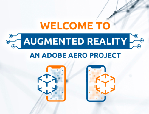 Welcome to Augmented Reality!