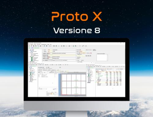 Proto X – Versione 8
