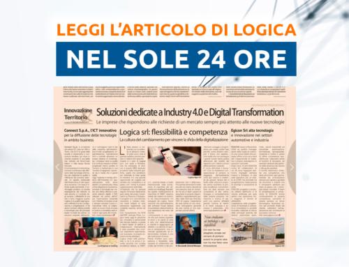 Logica srl: Flessibilità e competenza – articolo Sole24Ore