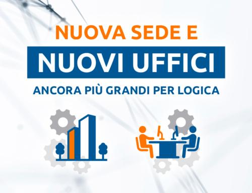 Nuova sede e nuovi uffici per Logica